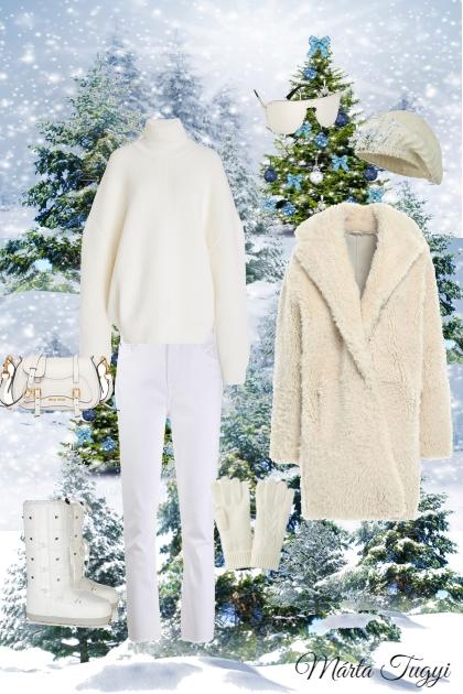 Téli fehér 3.