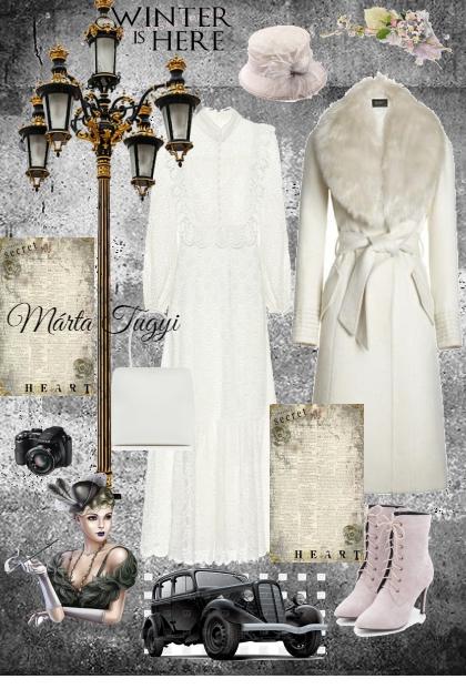 Romantikus fehér