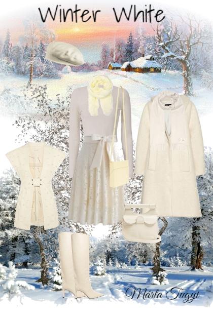 Téli fehér 4.