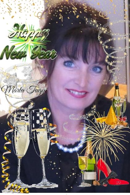 Happy New Year! 4.