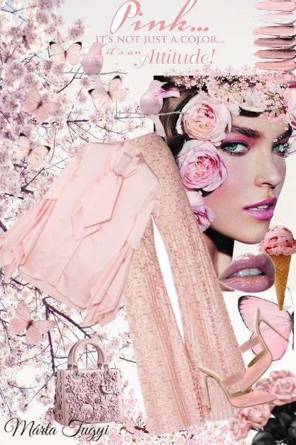 Pink dream 4.- Fashion set