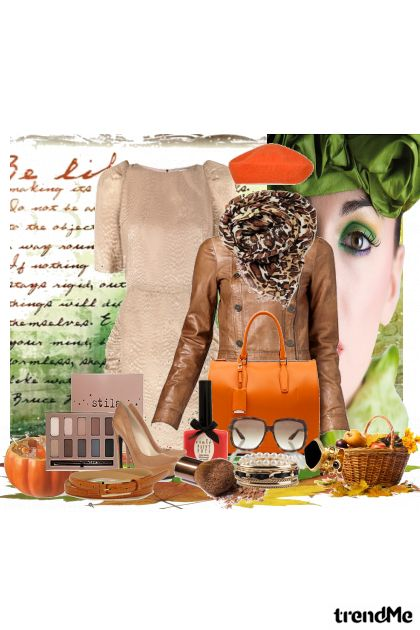 Beautiful colors of autumn!