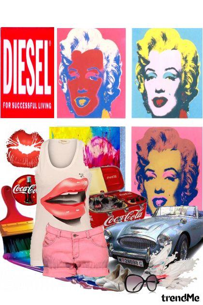 Old fashion Diesel!