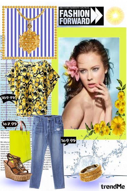 夏の日- Fashion set