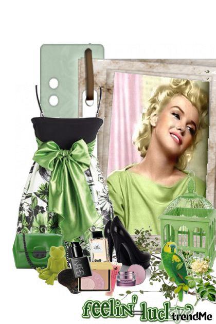 Green lucky :))