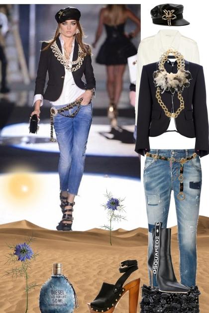 j - 32 - dsquared2  jeans