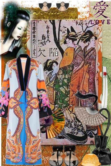 j - 437 - kimono