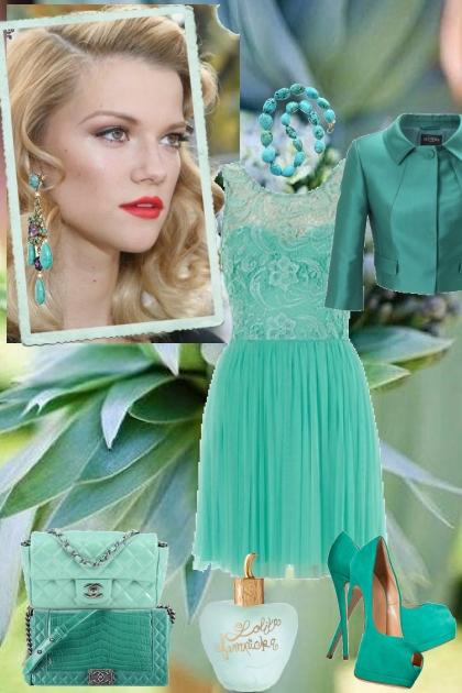 j - 451 - turquoise