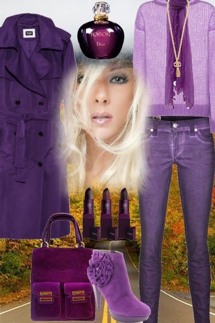 j - 458 - purple