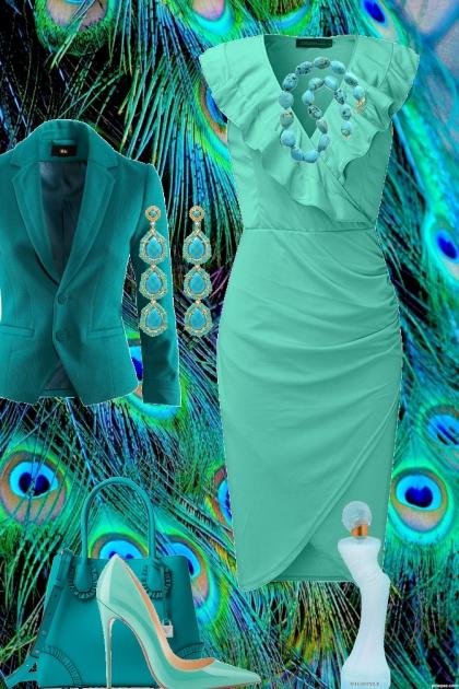 j - 639 - turquoise