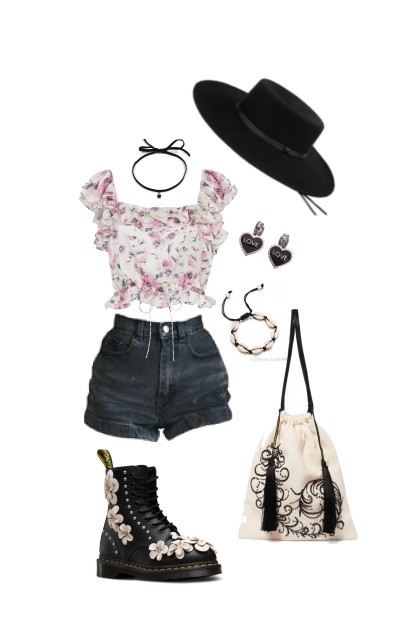 2013 Tumblr outfit