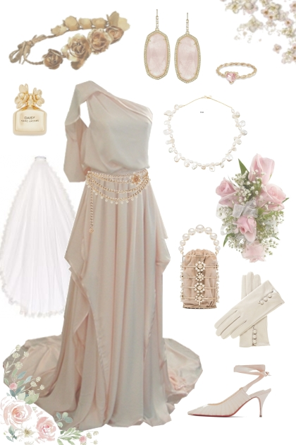 Fairy Flower Wedding
