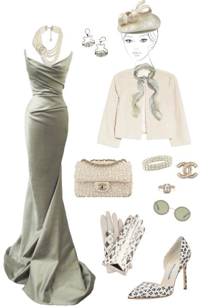 Elegant Vintage Glamour