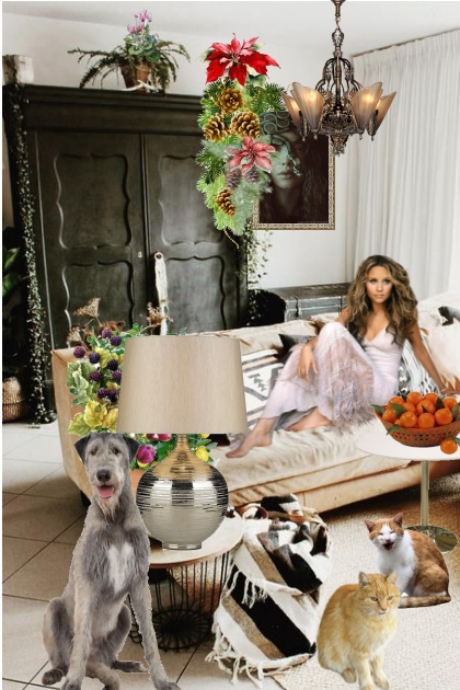 At Home with Pets