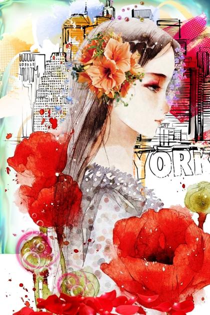 The Flower of New York