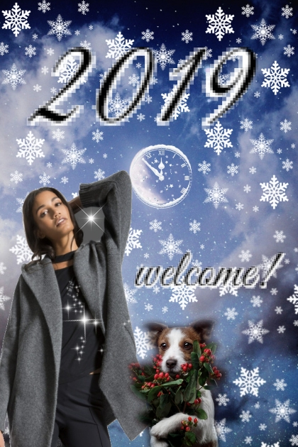 2019 welcome!