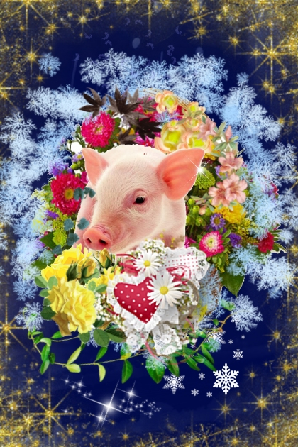Year of the Pig is yet to come