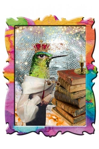 Queen-bird
