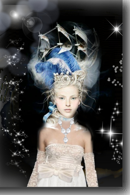 A fairy princess
