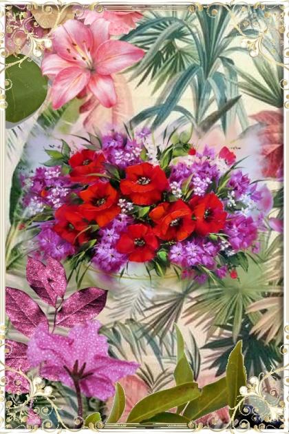 Flower mix 3