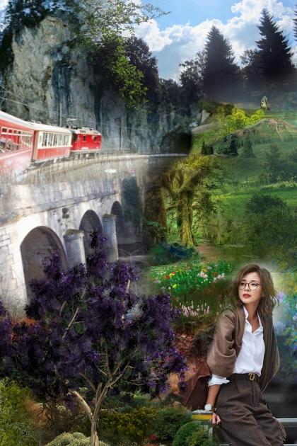 Wandering in Switzerland