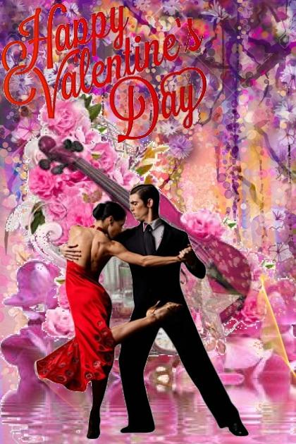 Tango of passion