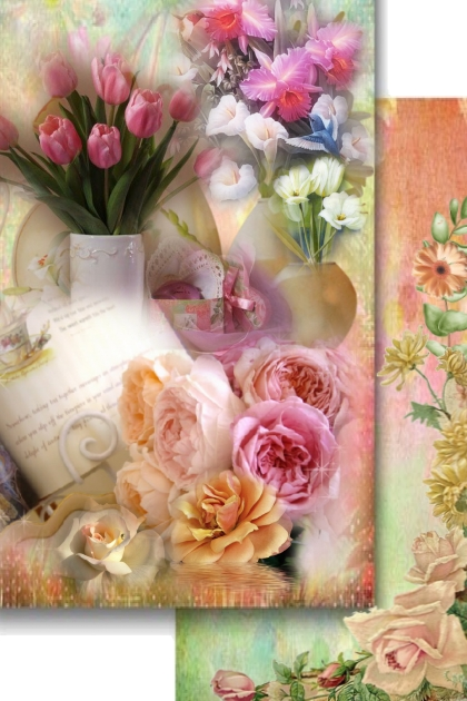 Oh, divine flowers