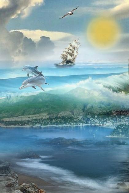 Stormy wind
