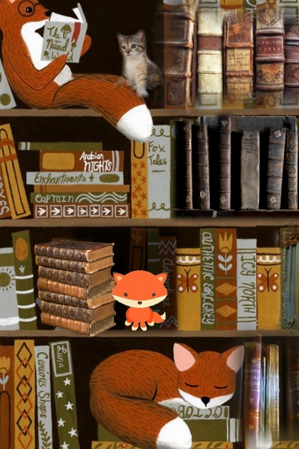 Foxes' library