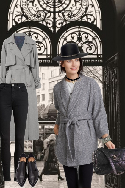 Grey is not dull