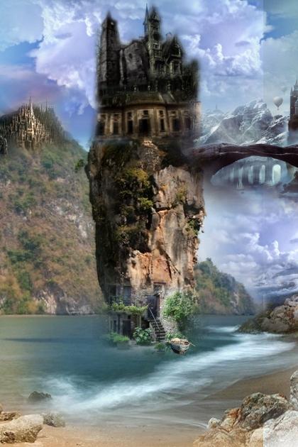 A bridge to the castle