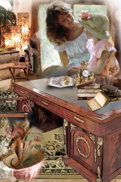 Please read me a fairy tale- Modna kombinacija