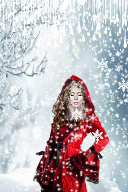 Fairy snowflakes