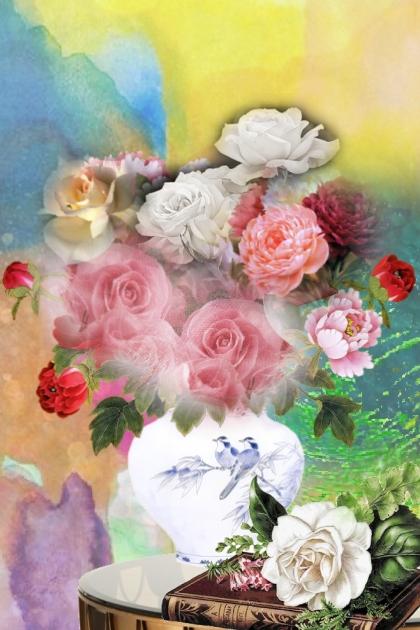 The magic of roses