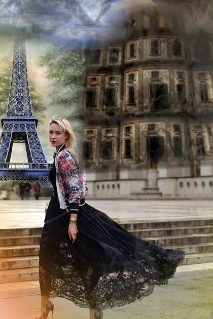 A stroll through Paris
