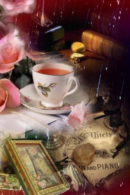 A cup of tea 3