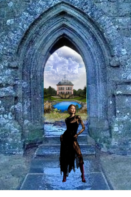 The mistress of the castle