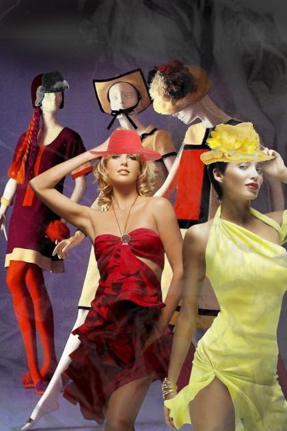 Models and mannequins