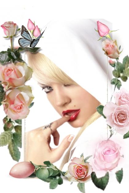 Roses and rosebuds