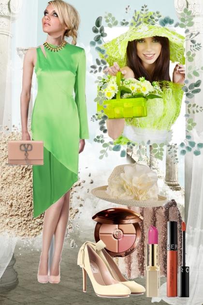 Green as a favourite colour