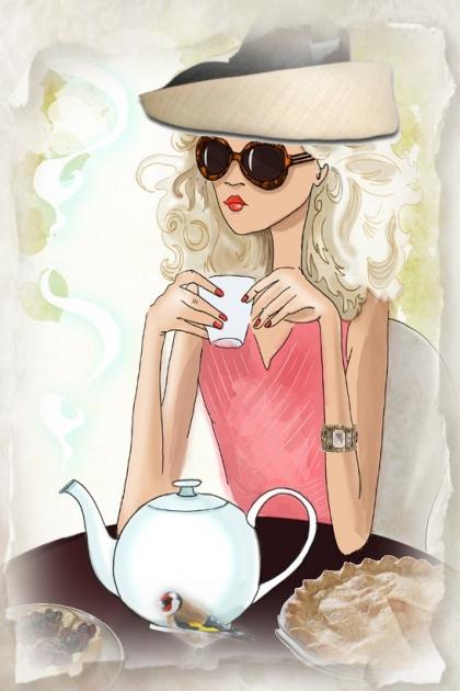 At tea 2