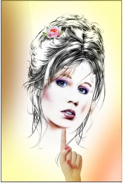 A blue-eyed girl 2