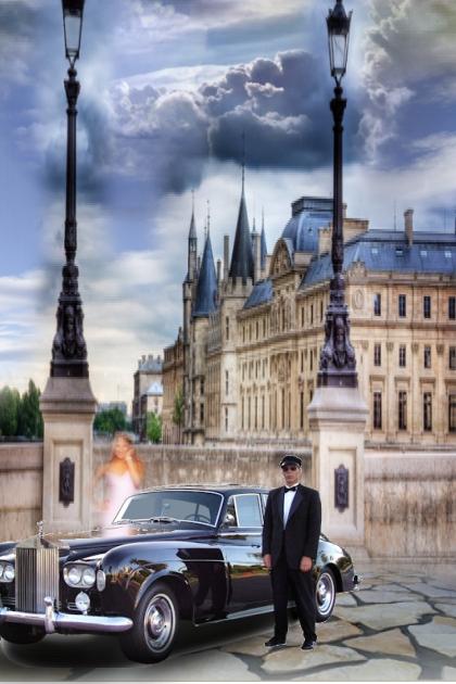 A ride around Paris