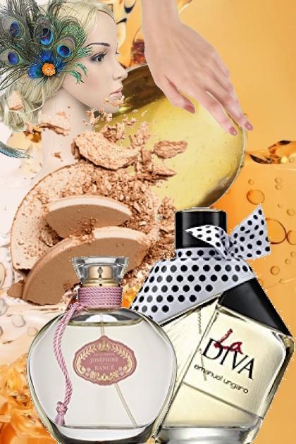 Perfume- Fashion set