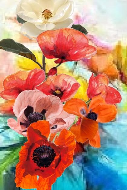 Poppy diversity