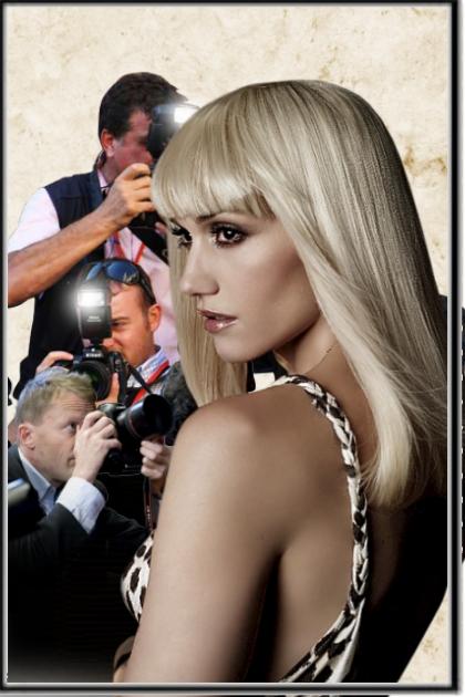 Celebrity shooting