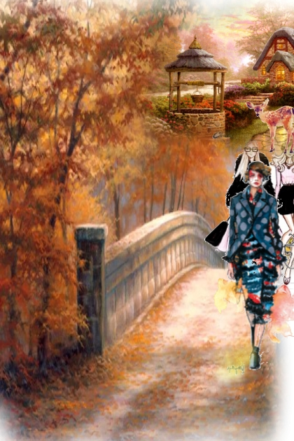 On the bridge 3