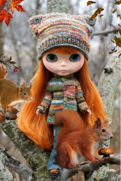 Squirrels' friend