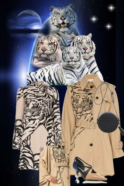 White Tiger, Blue Moon