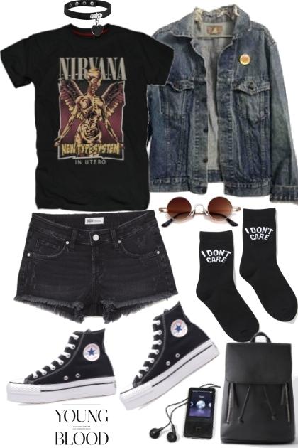 Grunge spirit by JoanQueens